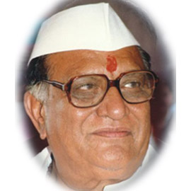 Honorable Shri  Shankarrao Genuji Kolhe Saheb